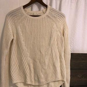 Cream Knit H&M Sweater